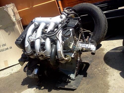 Двигатель ВАЗ 21120 инжекторный 16 клапанов 1,5л